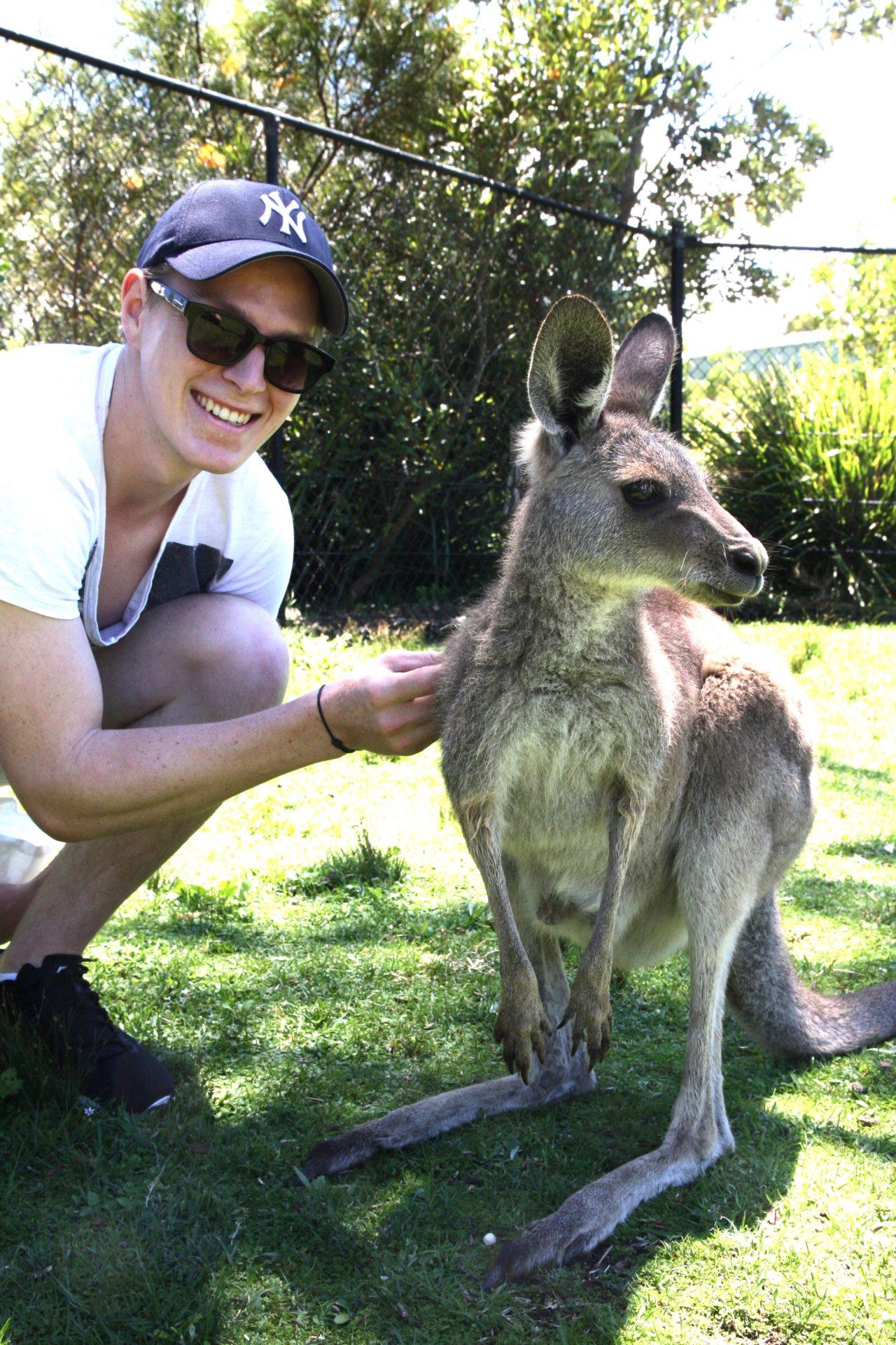Australia Sydney Symbio zoo
