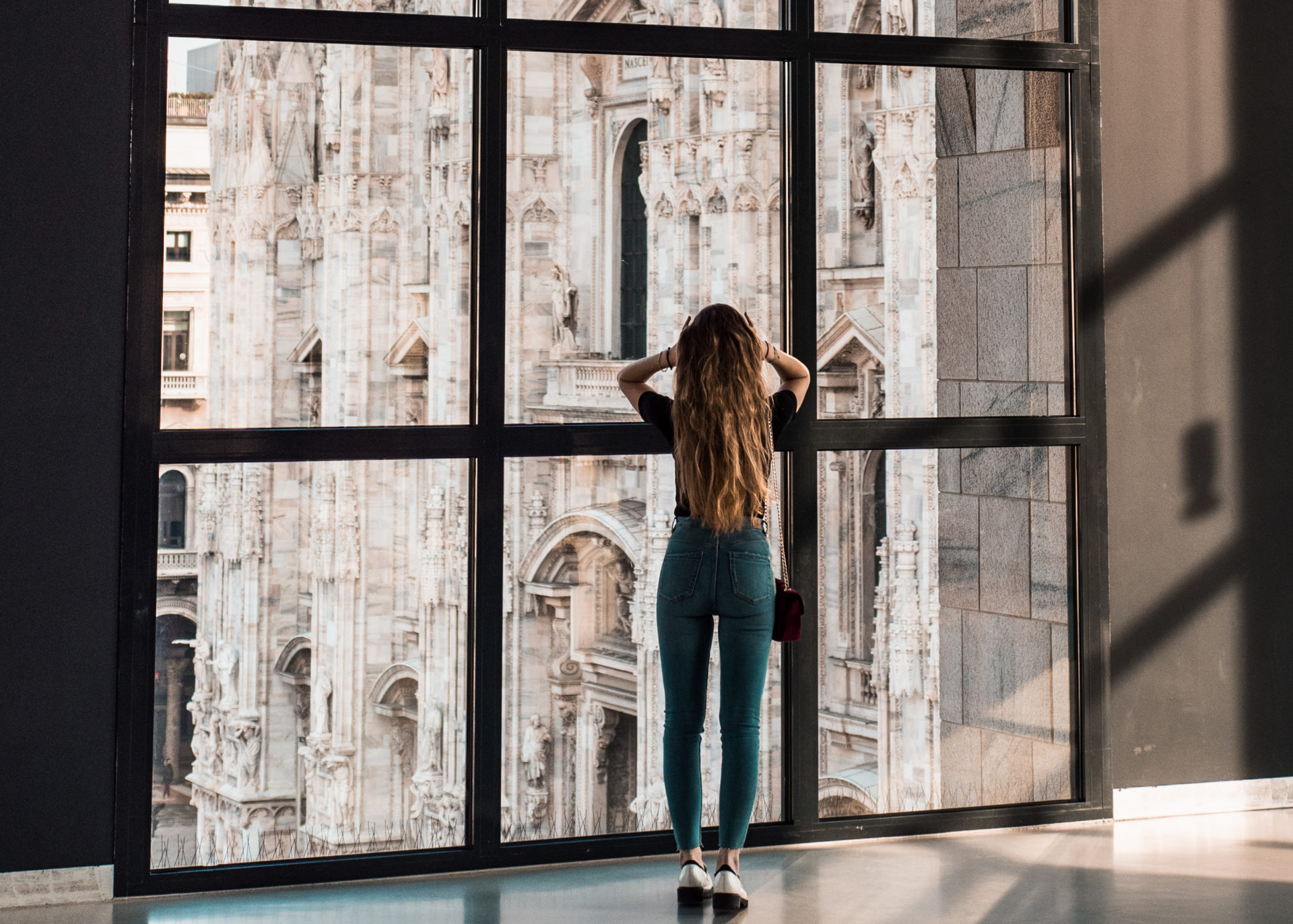 Museo Del 900 Milano.Il Museo Del Novecento In Milan Great For Art And Photos Popshion