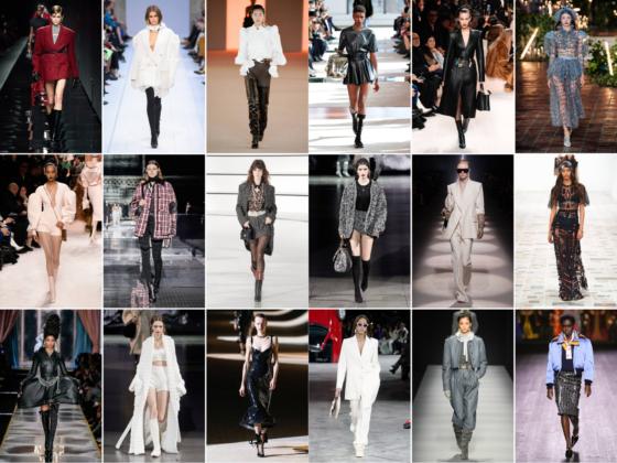 Fashion week autumn winter 2020 key trends